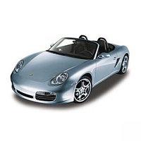Welly, Игрушка модель машины 1:24 Porsche Boxster S, convertible.