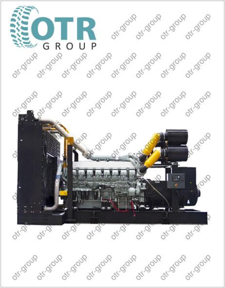 Запчасти для дизельного генератора AKSA APD-825M