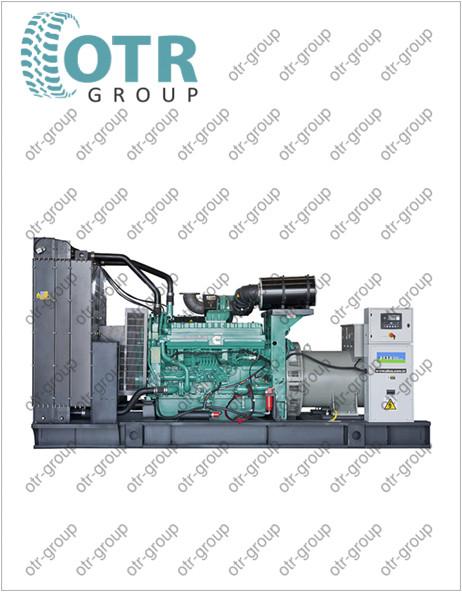 Запчасти для дизельного генератора AKSA APD-880M