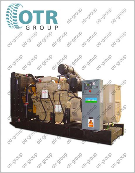 Запчасти для дизельного генератора AKSA AC-880