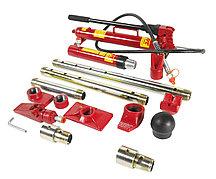 JTC Набор инструментов для кузовных работ, усилие 10т, 21 предмет JTC