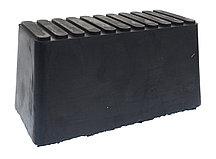 JTC Проставка для подъемника резиновая 19.5X10X10см JTC