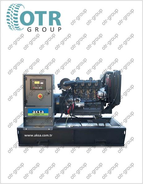Запчасти для дизельного генератора AKSA APD-900P