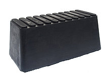 JTC Проставка для подъемника резиновая 19.5X10X8.5см JTC