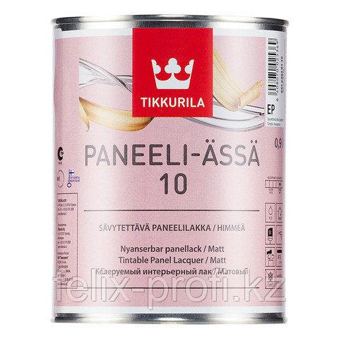 PANEELI-ASSA EP лак g/мат. 2,7 л.