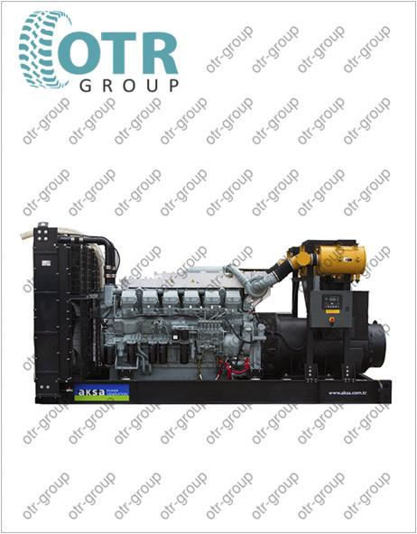 Запчасти для дизельного генератора AKSA APD-1100M