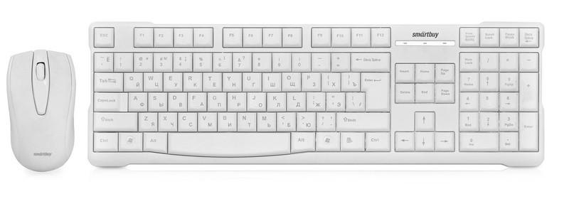 Комплект клавиатура+мышь Smartbuy ONE 114348AG