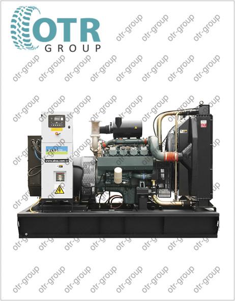 Запчасти для дизельного генератора AKSA AC-1100
