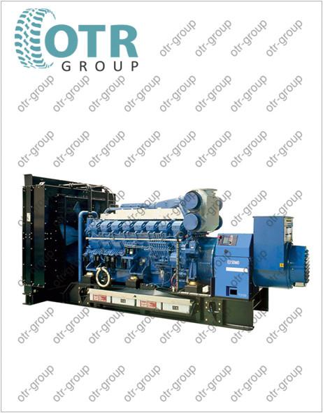 Запчасти для дизельного генератора AKSA APD-1100P