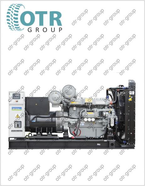 Запчасти для дизельного генератора AKSA APD-1160M