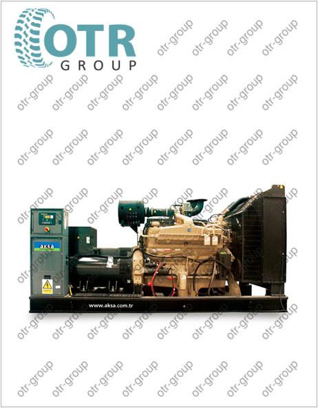Запчасти для дизельного генератора AKSA APD-1375J