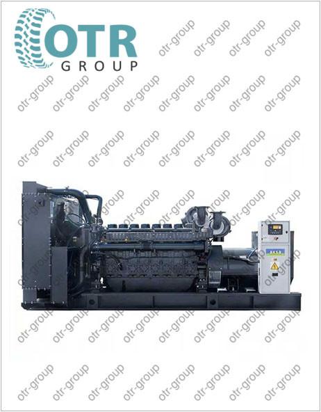 Запчасти для дизельного генератора AKSA APD-1400P