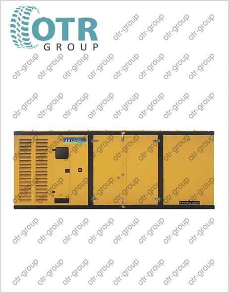 Запчасти для дизельного генератора AKSA APD-1425M