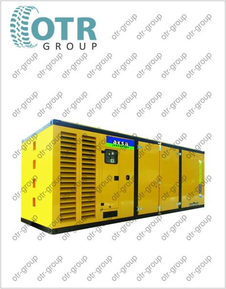 Запчасти для дизельного генератора AKSA APD-1600J
