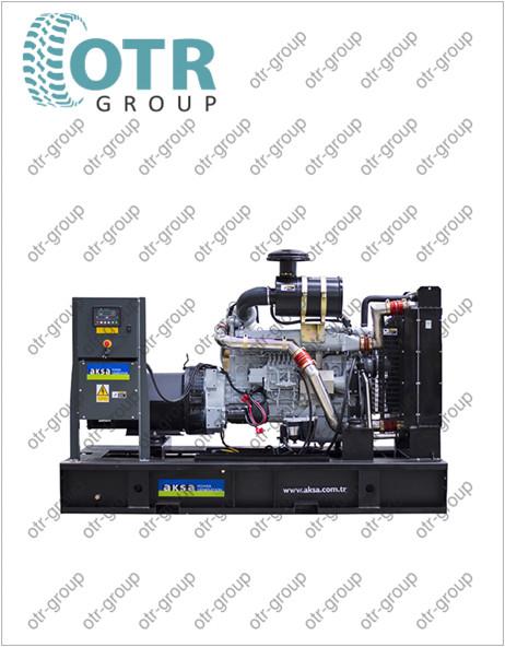Запчасти для дизельного генератора AKSA AJ-1600