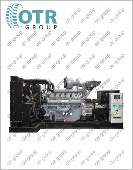 Запчасти для дизельного генератора AKSA APD-1650P