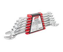 JTC Набор ключей рожковых 8-21мм двухсторонних 6 предметов в кейсе JTC