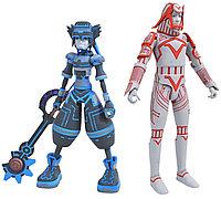 "Diamond Select ""Kingdom Hearts"" Сора и Сарк (Space Paranoids)"