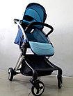 Качественная, легкая коляска Амели Ameli, фото 4