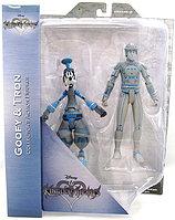"Diamond Select ""Kingdom Hearts "" Гуфи и Трон (Space Paranoids)"