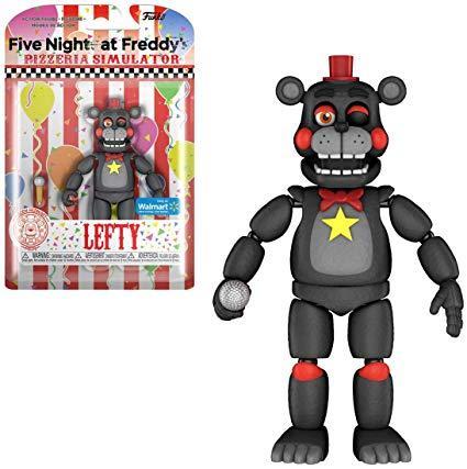 "Five Nights at Freddy's ""Pizzeria Simulator"" Фигурка Левша (Lefty)"