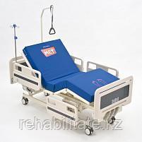 Функциональная кровать для палат, оборудованная винтовыми механическими регулировками ЛЕГО М-1