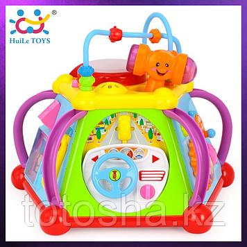 Huile Toys Развивающий центр