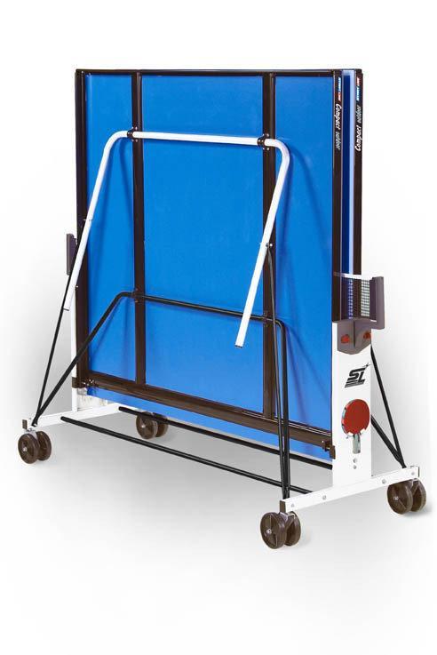 Теннисный стол Start Line Compact LX с сеткой (ЛМДФ 16мм) - фото 3