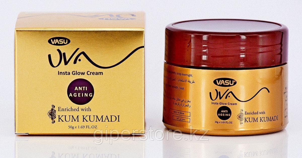 Омолаживающий крем для лица Vasu UVA Insta Glow