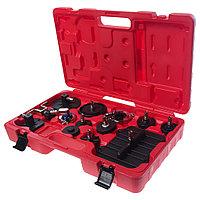 JTC Набор адаптеров для приспособления для прокачки тормозов 4332 JTC