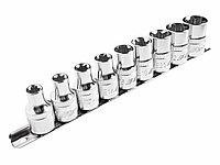 """JTC Набор головок торцевых 1/2"""" TORX Е10-Е24 9 предметов JTC, фото 1"""