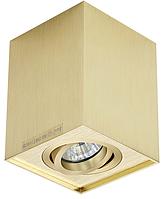 Накладной потолочный светильник GU 10
