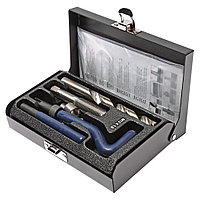 JTC Набор инструментов для восстановления резьбы (вставки М12х1.5, L=16.3мм, 10шт.) 14 предметов JTC, фото 1