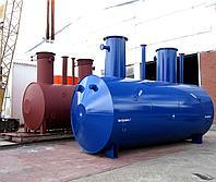 Металлические емкости и резервуары