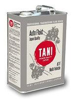 Трансмиссионное масло TANI ATF MULTI VEHICLE 4литра