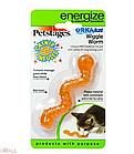 """Petstages игрушка для кошек Energize """"ОPKA червяк""""  11 см"""