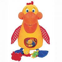 """""""Голодный"""" пеликан с игрушками (карт. упаковка), фото 1"""