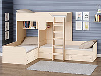 Кровать детская двух ярусная