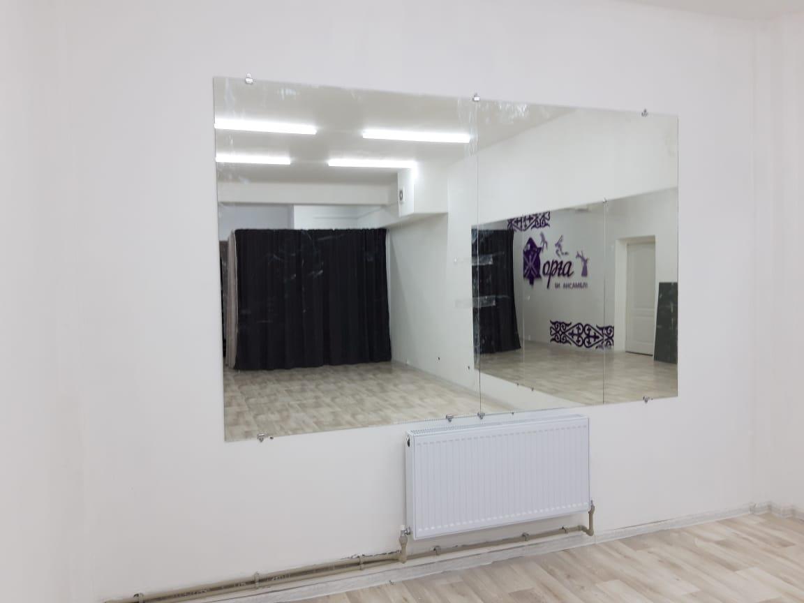 Зеркала для танцевальных залов
