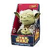 Мягкая игрушка Звездные войны Йода плюшевый со звуком