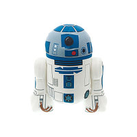 Мягкая игрушка Звездные войны Р2-Д2 плюшевый 38 см со звуком