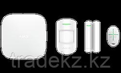 Комплект беспроводной системы охраны Ajax Hub Kit, белый