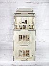 Кукольный домик из фанеры с мебелью., фото 3