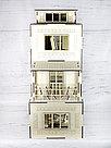 Кукольный домик из фанеры с мебелью., фото 4