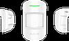 Датчик движения с микроволновым сенсором и с иммунитетом к животным Ajax MotionProtect Plus, белый