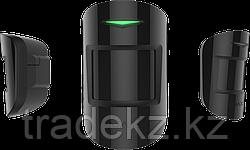 Датчик движения с микроволновым сенсором и с иммунитетом к животным Ajax MotionProtect Plus, черный