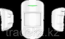 Датчик движения с иммунитетом к животным Ajax MotionProtect, белый