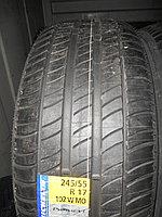 Шины 245/55R17 Michelin