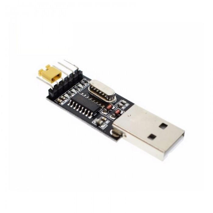 Преобразователь конвертер USB- UART TTL CH340G