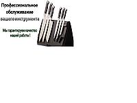 Заточка ножниц и ножей на специальном оборудовании